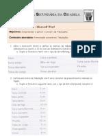 Ficha de Trabalho ITICword_n-5
