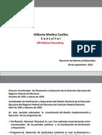 Presentacion Curriculum GMC 15 05 2012