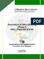 PBD Office Renovation