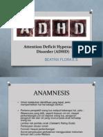 PBL 22 - ADHD - Beatrix Siregar