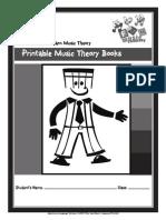 Printable Music Theory Pt1
