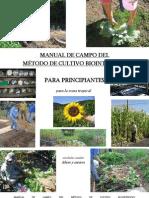El Metodo Biointensivo de Cultivo