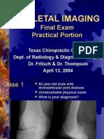 Skeletal Imaging - Spring Final 4-13-04