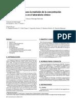 Metrología-L-3-Recomendaciones para la medición de la concentración catalítica de enzimas en el laboratorio clínico (2010)
