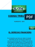 CODIGO TRIBUTARIO - 2010