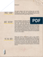P2 - Product Redesign Book Pages 1-5
