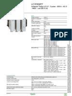 124378 Specificatii Tehnice Schneider LC1F630P7