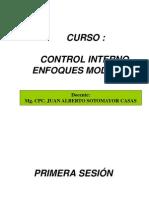 Control Interno-2009 Sotomayor
