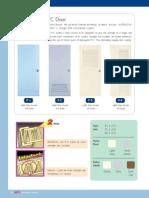 00 PVC Door