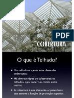 Conforto Ambiental - Trabalho - Telhado - Apresentação