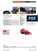 DSH_900 brochure for plate compactor