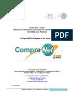 Manual de Usuario CompraNet_IM V1