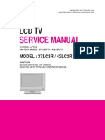 37LC2R Service Manual