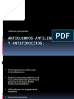 Anticuerpos Antilinfocitos y Antitimocitos (7)
