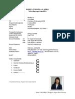 Biodata Pengurus Lpp Myrsa