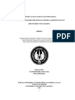 Studi Kelayakan Sarana&Prasarana Laboratorium Komputer Jurus