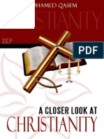 A CLOSER LOOK AT CHRISTIANITY - Mohamed Qasem - XKP