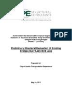 Bridge Eval Phase I Report 110524-FINAL