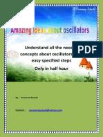 Understant Oscillator in Half Hour