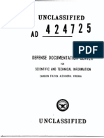 NASA USAF Gemini LC-19 Activation Plan 1962