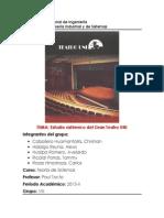 Gran Teatro Uni - Grupo Viii