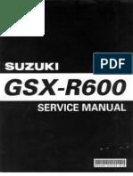 Suzuki+GSXR+600+2004++W.Manual