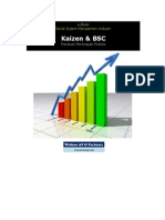 E-book Kaizen & BSC