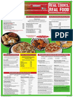 Frato's Pizza & Catering of Schaumburg - February 2016 Seasonal Menu Edition