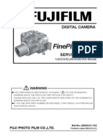 Fuji Finepix S7000 Service Manual