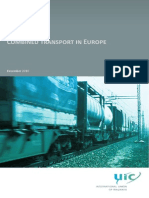 2010 Report on Combined Transport in Europe