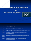 BANK COMPANY ACT.ppt