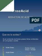 Acido Free