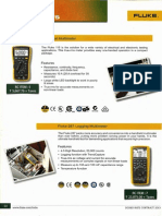 Fluke DGS & D RC With Features