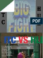 HLL VS ITC SEM III