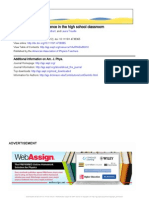 OnesGravitacionales en Classe AJP000898