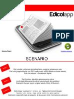 edicolapp - dinamiche di fruizione e business sostenibile per il mondo dell'editoria e dell'informazione