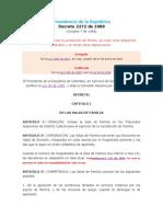 Decreto 2272-89