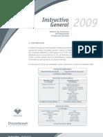InstructivoGeneral2009