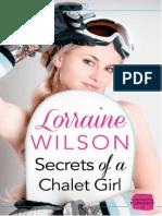 Lorraine Wilson - Secrets of a Chalet Girl