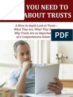 What You Need to Know About Trusts