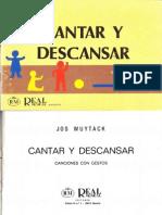 Wuytack, Jos - Cantar y Descansar. Canciones Con Gestos (Por Gabolio)