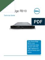 PowerEdge R310 Tech Guide Rev1