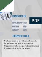 Presentation for SM - New Service Design