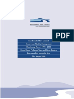 RSF100 4000 Eurobodalla Report