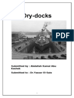 Procedur Dry Docking