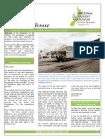 National Railway Museum of New Zealand Newsletter Oct 13