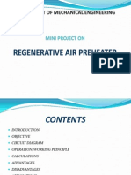 Regenerative Air Preheater