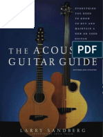 Acoustic Guitar Guide OCR