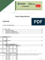 Eem Homepage Manual