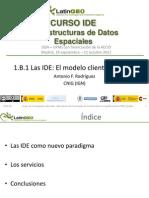 1.2.6 Modelo Cliente Servidor